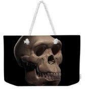 Homo Habilis Skull Weekender Tote Bag