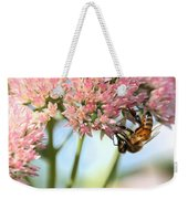 Honey Bee 2 Weekender Tote Bag