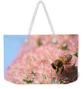 Honey Bee 3 Weekender Tote Bag