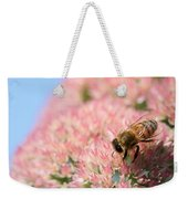 Honey Bee 3 Weekender Tote Bag