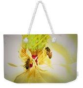 Honey Bees And Magnolia Weekender Tote Bag