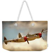 Honey Dancin P-38 Lightning Weekender Tote Bag