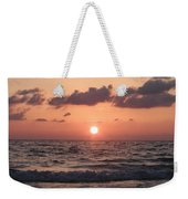 Honey Moon Island Sunset Weekender Tote Bag