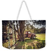 Honey, Under The Cedar Tree Weekender Tote Bag
