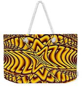 Honeycomb Weekender Tote Bag