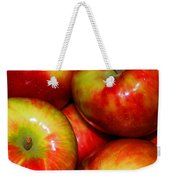 Honeycrisp Apples Weekender Tote Bag