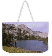 Honeymoon Lake Weekender Tote Bag