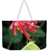 Honeysuckle Delight Weekender Tote Bag