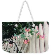 Honeysuckle Kiss Weekender Tote Bag