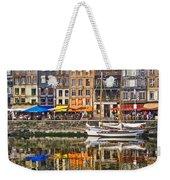 Honfleur France Weekender Tote Bag