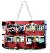 Hong Kong Apartment 1 Weekender Tote Bag