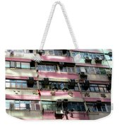 Hong Kong Apartment 18 Weekender Tote Bag