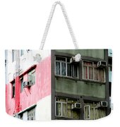 Hong Kong Apartment 3 Weekender Tote Bag