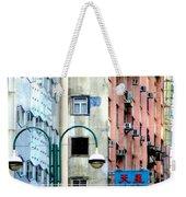 Hong Kong Apartment 6 Weekender Tote Bag