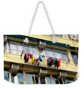 Hong Kong Apartment 7 Weekender Tote Bag