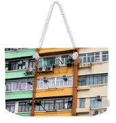 Hong Kong Apartment 9 Weekender Tote Bag