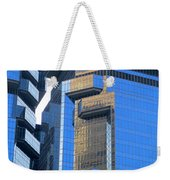 Hong Kong Architecture 40 Weekender Tote Bag