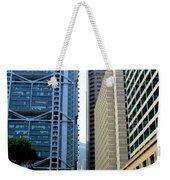 Hong Kong Architecture 49 Weekender Tote Bag