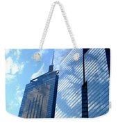 Hong Kong Architecture 58 Weekender Tote Bag