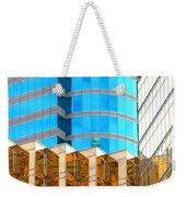 Hong Kong Architecture 6 Weekender Tote Bag