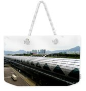 Hong Kong Cruise Terminal 2 Weekender Tote Bag
