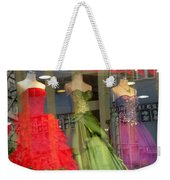 Hong Kong Dress Shop Weekender Tote Bag