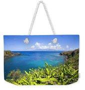 Honolua Bay Weekender Tote Bag