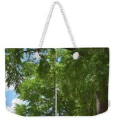 Honor On The University Of South Carolina Campus Weekender Tote Bag