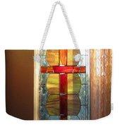 Honoring Mother Father God Weekender Tote Bag