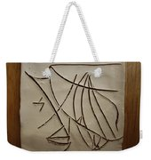 Honour - Tile Weekender Tote Bag