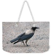 Hooded Crow Weekender Tote Bag