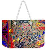 Hookah Monkeys - Jinga Monkeys Series Weekender Tote Bag