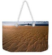 Ho'okahi - A Stroll Along A Beach Weekender Tote Bag