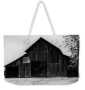 Hoops At The Barn Weekender Tote Bag