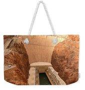 Hoover Dam Scenic View Weekender Tote Bag