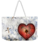 Hope Floats Weekender Tote Bag