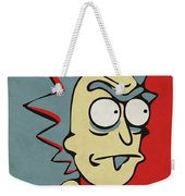 Hope For Rick Weekender Tote Bag