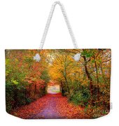 Hope Weekender Tote Bag by Jacky Gerritsen
