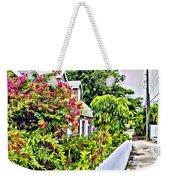 Hopetown Gardens Weekender Tote Bag