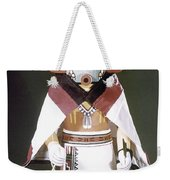 Hopi Kachina Doll Weekender Tote Bag