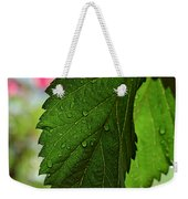 Hops Leaves Weekender Tote Bag