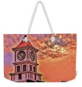 Hoptown Time Weekender Tote Bag