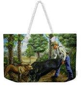 Horace's Hunt Weekender Tote Bag