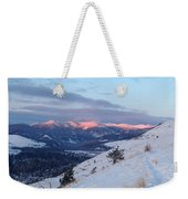 Horizon Light Weekender Tote Bag