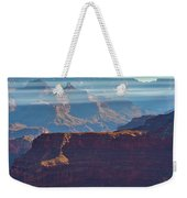 Horizontal Light Weekender Tote Bag