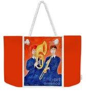 Horn Duo Weekender Tote Bag