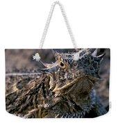 Horn Toad Weekender Tote Bag