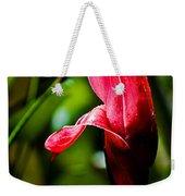 Horned Blossom Weekender Tote Bag