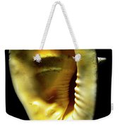Horned Helmet Shell Cassis Cornuta Weekender Tote Bag