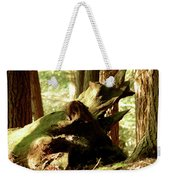Horned Tree Weekender Tote Bag